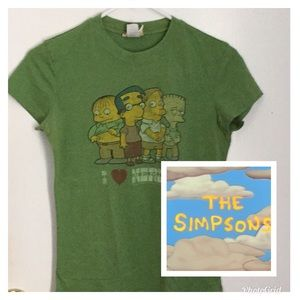 Tops - Simpsons T-shirt